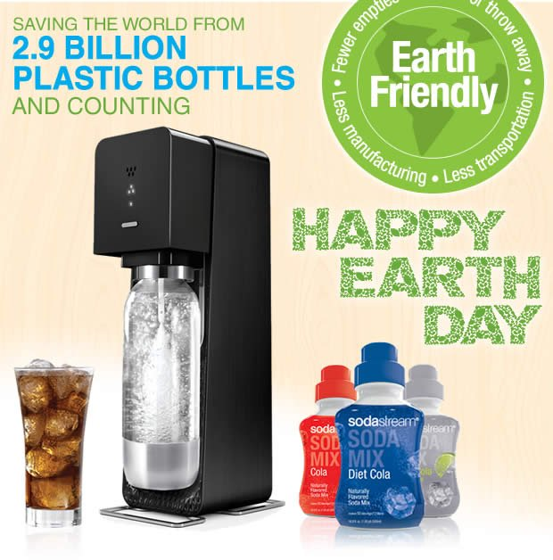 Saving The World From 3.? Billion Plastic Bottles And Counting