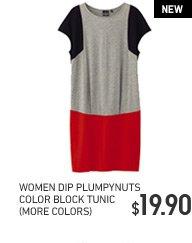 WOMEN'S PLUMPYNUTS TUNIC