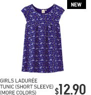 GIRLS LADUREE T-SHIRT