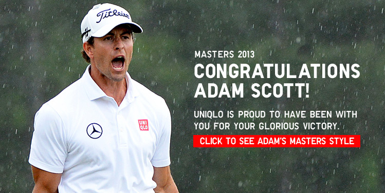 CONGRATULATIONS ADAM SCOTT!