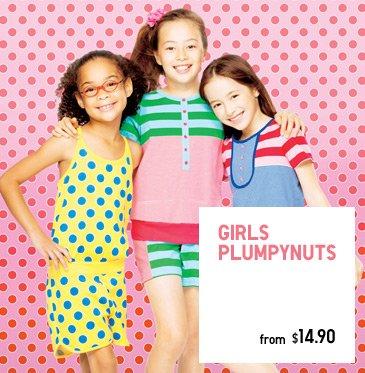 GIRLS PLUMPYNUTS