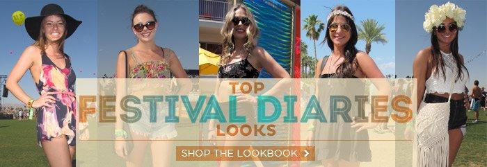Shop the Festival Diaries Lookbook