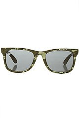 The Classic Shades in Camo