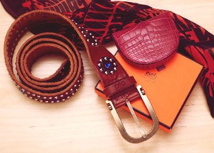 Designer Accessories by Hermes, Missoni, Dolce & Gabbana & more