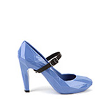 Lo Res Pump | Blue Lavender