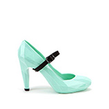 Lo Res Pump | Pale Aqua