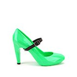 Lo Res Pump | Neon Green