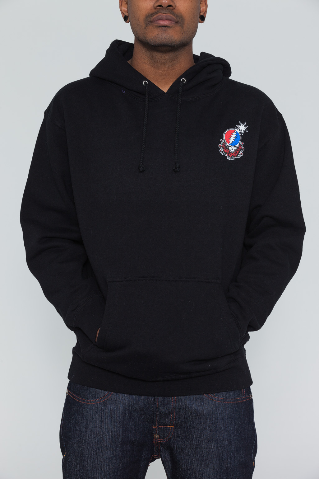 Steal Your Face Pullover