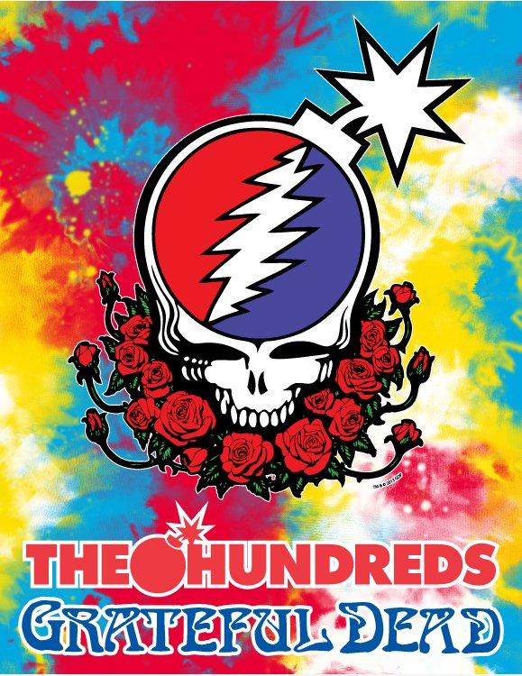 The Hundreds X Grateful Dead