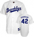 Jackie Robinson Brooklyn Dodgers Cooperstown Replica Jersey