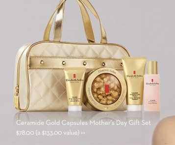 Ceramide Gold Capsules Mother's Day Gift Set. $78.00 (a $133.00 value)