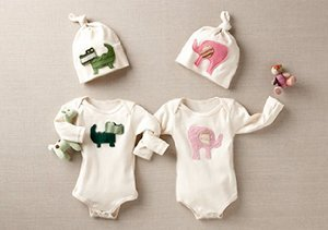 Organic Baby Clothing By Cate & Levi