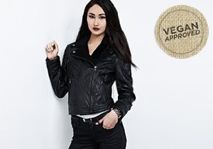 Vegan Approved: Faux Leather Jackets
