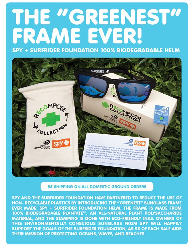 "The ""Greenest"" Frame Ever!"