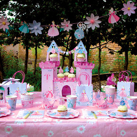 Fit for a Princess: Birthday Essentials