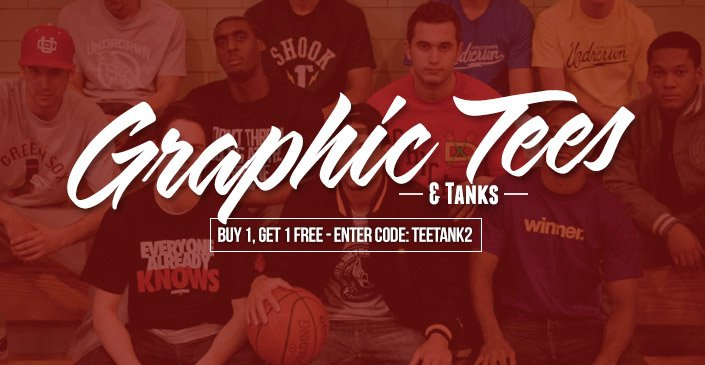 Graphic Tees & Tanks
