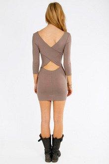 Around The Back Dress $35