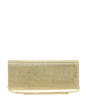 Aldo Ireland Glitter Clutch Bag