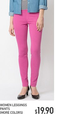 WOMEN LEGGINGS PANTS