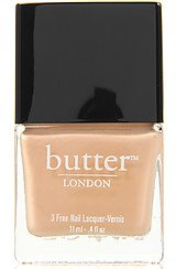 The Nail Lacquer in Crumpet