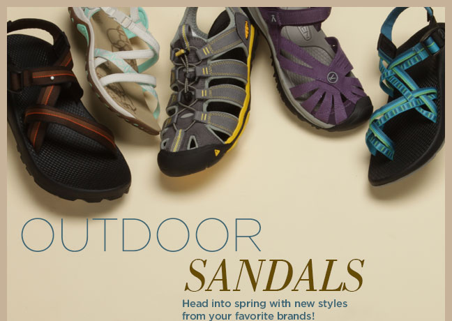Shop Outdoor Sandals