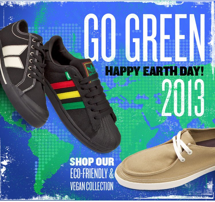 Go Green with Journeys on Earth Day.