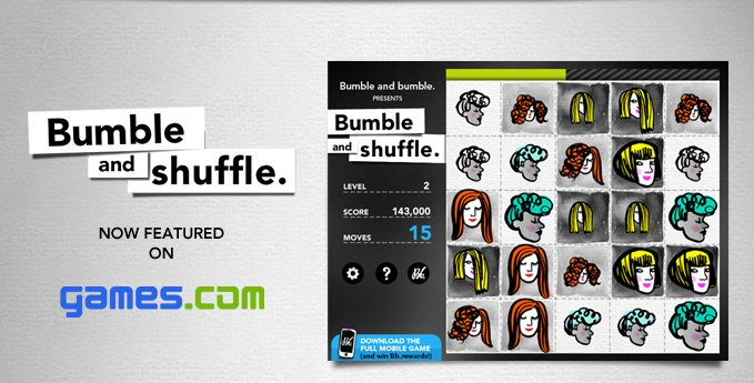 Bumble and shuffle