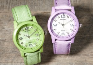 Eco-Friendly Designs: Sprout Watches