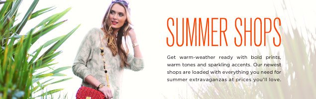 Summer Shops