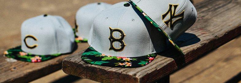 Shop Exclusive Mahalo MLB Hats & Tanks