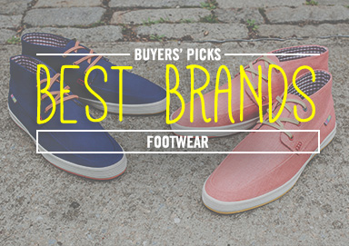 Shop Brands We Love: Footwear