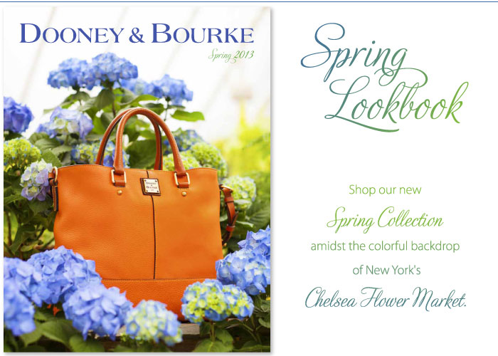 Spring Lookbook - Shop our new Spring Collection amidst the colorful backdrop of New York's Chelsea Flower Market.