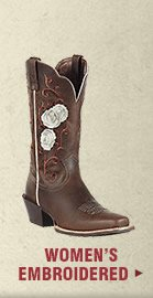 All Women Embroidered Boots on Sale