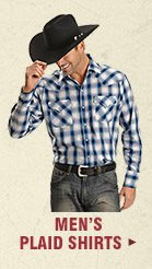 Shop Mens Plaid Shirts