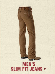 Shop Mens Slim Fit Jeans