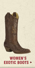 Shop Womens Exotic Boots