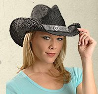 Shop Womens Straw Cowgirl Hats