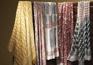 Chiffon Scarves from MILA Trends