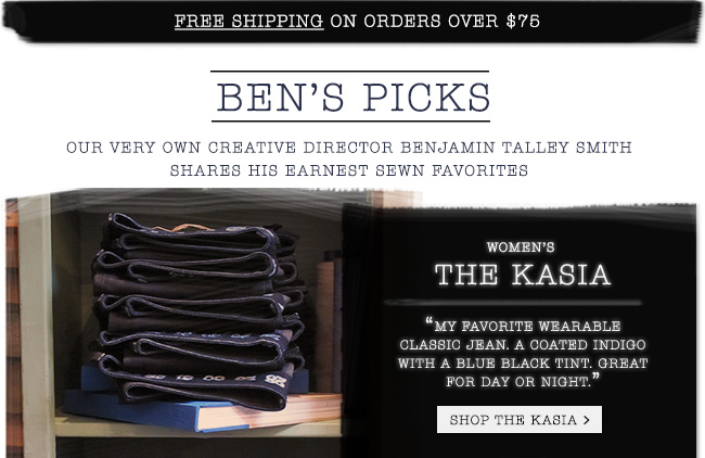 Ben's Pick: The Kasia