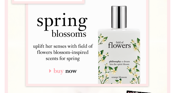 spring blossoms uplift her senses with field of flowers blossom-inspired scents for spring buy now