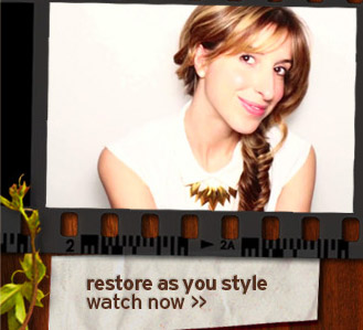 restore as you style watch now