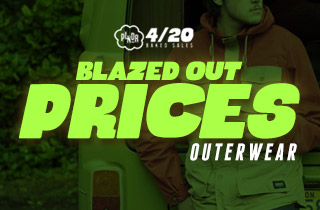 Blazed Out Prices: Outerwear