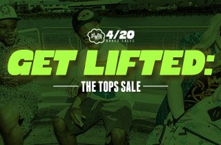 Get Lifted: The Tops Sale