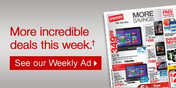 More  incredible deals this week†. See our Weekly Ad.