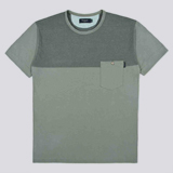 haki Patch Pocket T-Shirt