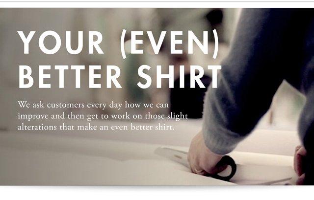 Better Shirt
