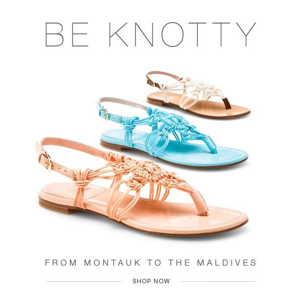 Be Knotty