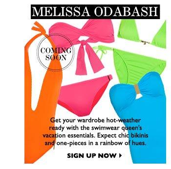 MELLISA ODABASH
