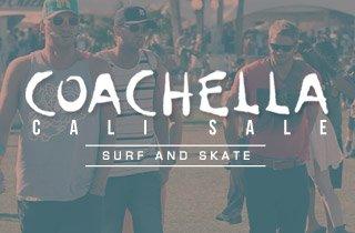 Coachella Cali Sale: Surf and Skate