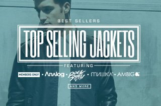 Top Selling Jackets